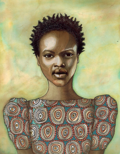 African woman2